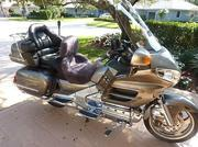 2008 HONDA GL1800 GOLDWING AIRBAG